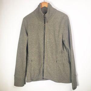Kerrits XL Brown Zip Up Jacket